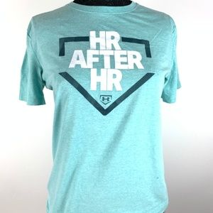 Under Armour HR After HR Graphic Shirt YXL